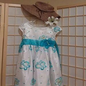 Spring or Easter dress/ girls 7